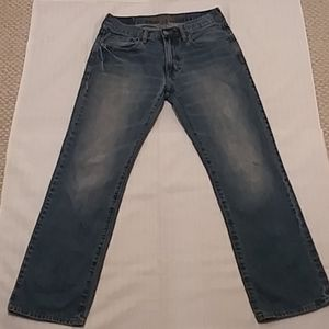 American Eagle Outfitters Men Blue Jeans